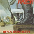 RAZOR Open Hostility album cover