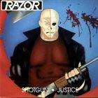 RAZOR Shotgun Justice album cover