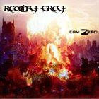 REALITY GREY Day Zero album cover