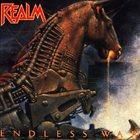 REALM Endless War album cover