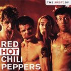 RED HOT CHILI PEPPERS The Best of Red Hot Chili Peppers (Capitol Records) album cover