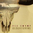 RED SWAMP Desertdrive album cover