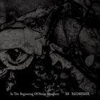 REDSHEER In The Beginning Of Noise Slaughter album cover