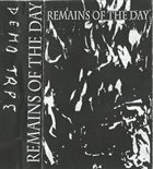 REMAINS OF THE DAY Demo album cover