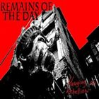 REMAINS OF THE DAY Hanging On Rebellion album cover