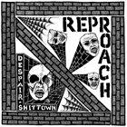 REPROACH Despair / Shittown album cover