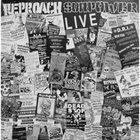 REPROACH Live album cover