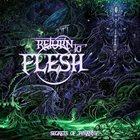 RETURN TO FLESH Secrets of Tyranny album cover