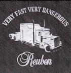 REUBEN Very Fast Very Dangerous album cover