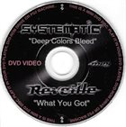 REVEILLE Deep Colors Bleed / What You Got album cover