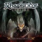 RHAPSODY OF FIRE Dark Wings of Steel album cover