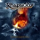 RHAPSODY OF FIRE The Frozen Tears Of Angels album cover