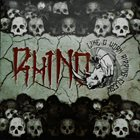 RHINO Like A Horn Ripping Flesh album cover