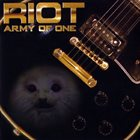 RIOT Army of One album cover