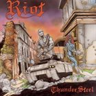 RIOT ThunderSteel Album Cover