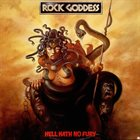 ROCK GODDESS Hell Hath No Fury album cover