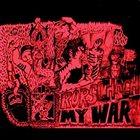 RORSCHACH My War / Trying album cover