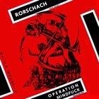 RORSCHACH Rorschach / Operation Mindfuck album cover