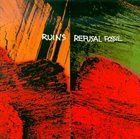 RUINS Refusal Fossil album cover