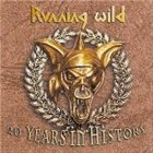 RUNNING WILD 20 Years in History album cover