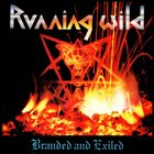 RUNNING WILD Branded and Exiled album cover