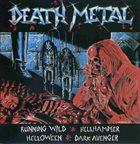 RUNNING WILD Death Metal album cover