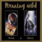 RUNNING WILD Death or Glory album cover