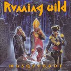 RUNNING WILD — Masquerade album cover