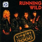 RUNNING WILD Singles Collection 2000 album cover