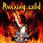 RUNNING WILD The Final Jolly Roger album cover