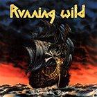 RUNNING WILD Under Jolly Roger album cover