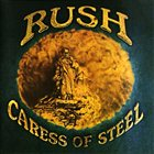 RUSH Caress of Steel album cover
