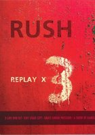 RUSH — Replay X 3 album cover