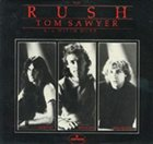 RUSH — Tom Sawyer / Witch Hunt album cover
