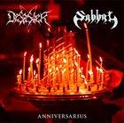 SABBAT Anniversarius album cover