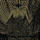 SABBAT Disembody album cover