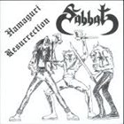 SABBAT Hamaguri Resurrection album cover