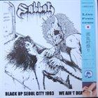 SABBAT Live Festa album cover