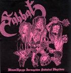 SABBAT Minami-Kyushu Harmageddon - Sabbatical Magichaos album cover