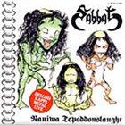 SABBAT Naniwa Tepoddonslaught album cover