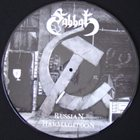 SABBAT Russian Harmageddon album cover