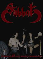 SABBAT Sabbatical 25 Years Kamikaze Demonslaught album cover