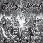 SABBAT Sabbatical Agressor Bloodlust album cover
