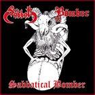 SABBAT Sabbatical Bomber album cover
