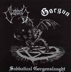 SABBAT Sabbatical Gorgonslaught album cover