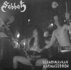 SABBAT Scandinavian Harmageddon album cover