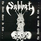 SABBAT The Devil's Sperm Is Cold album cover