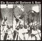 SABBAT The Return of Darkness & Hate album cover