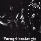 SABBAT Zorugelionslaught album cover