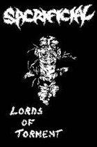 SACRIFICIAL Lords of Torment album cover